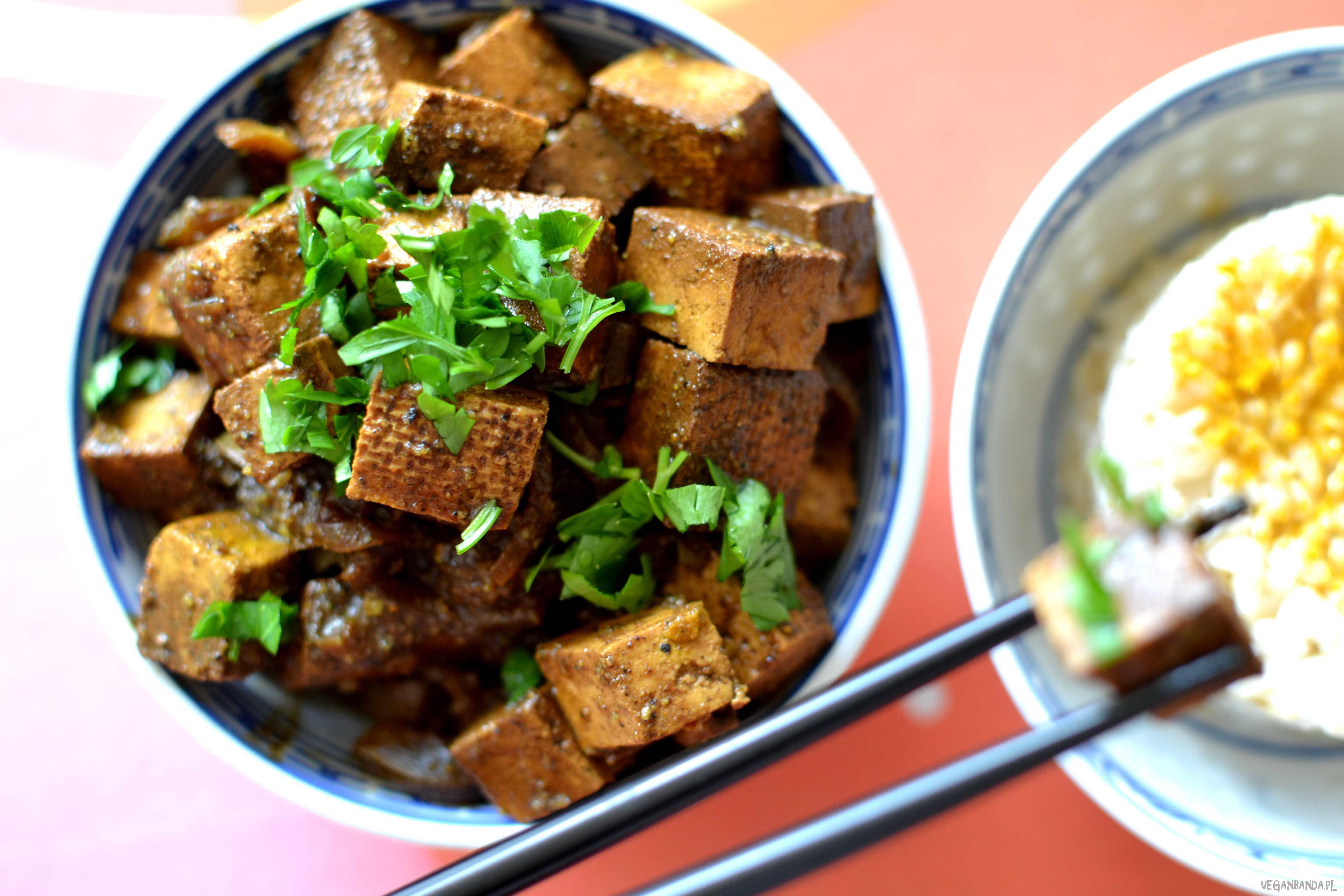 Wedzone Tofu W Pieciu Smakach Veganbandaveganbanda