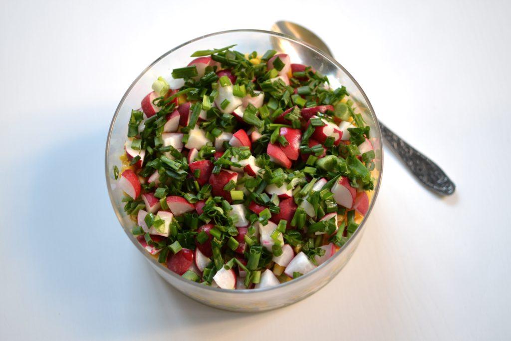 sałatka wegańska
