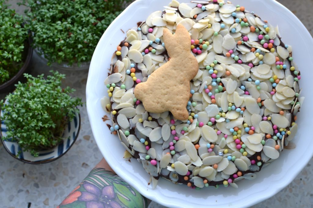 ciasto na Wielkanoc