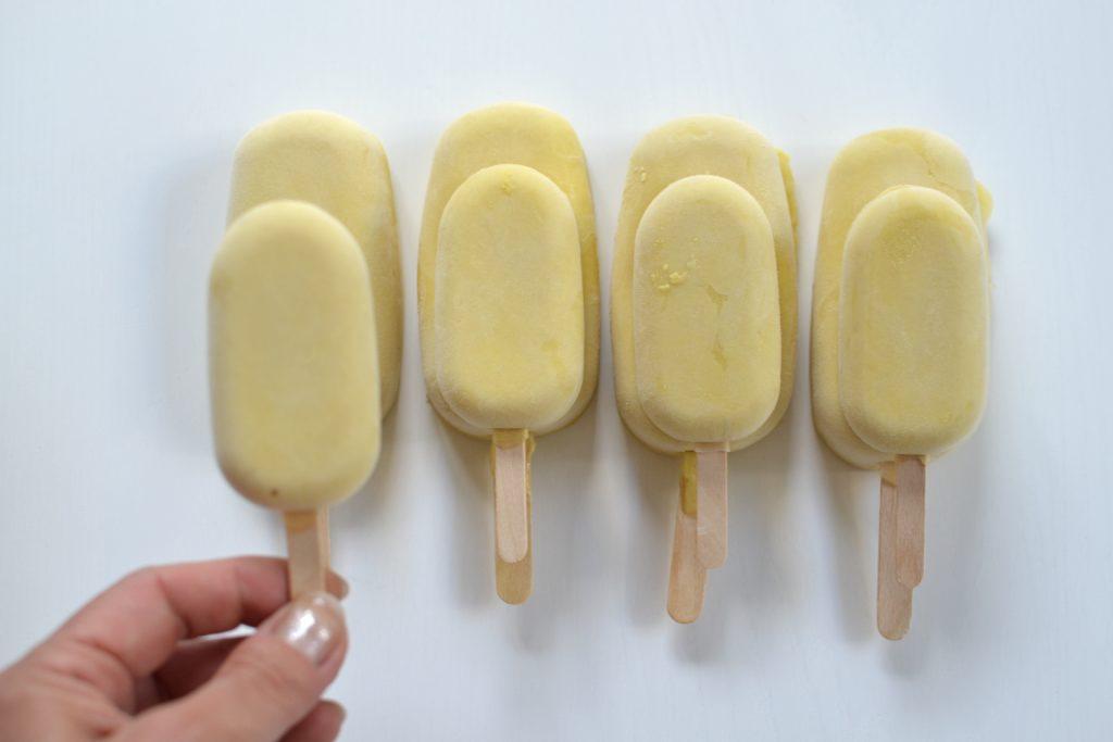 wegańskie lody