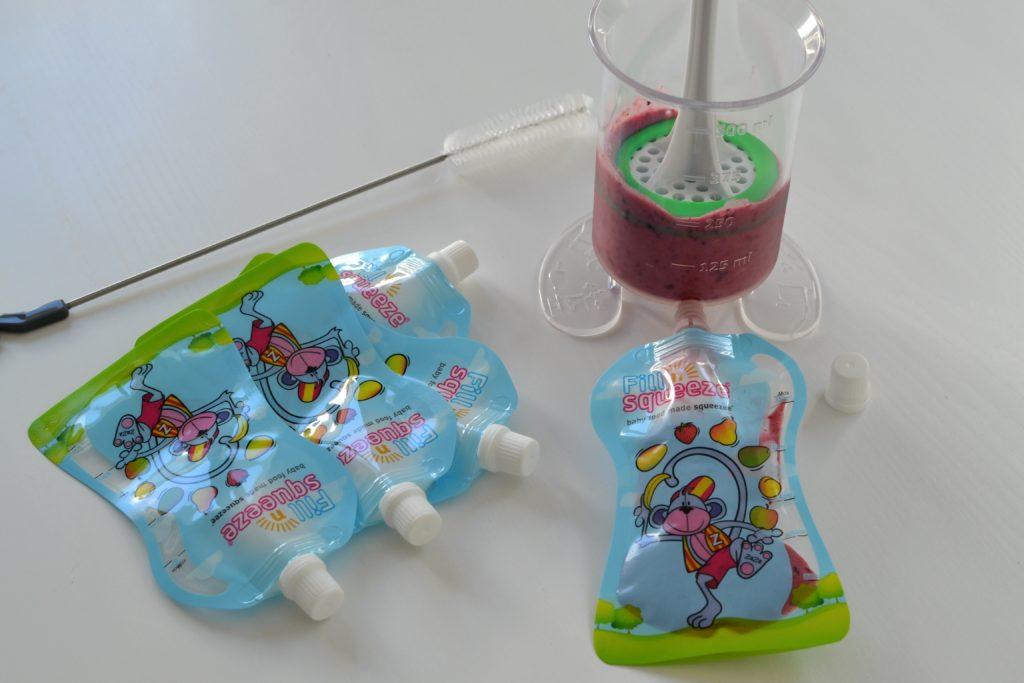jedzenie dla niemowlaka