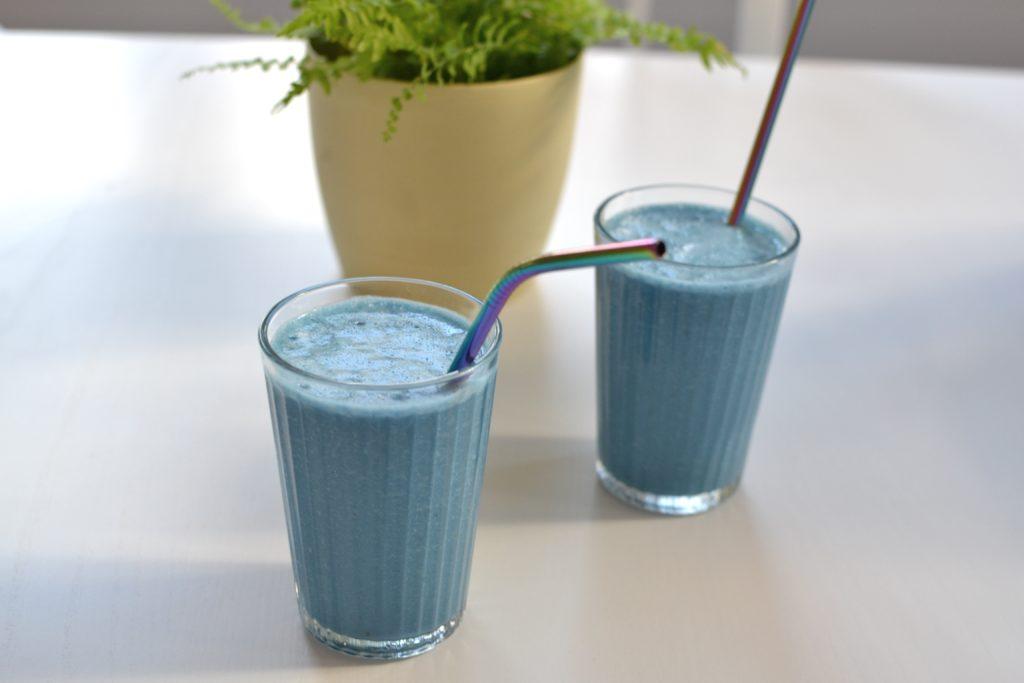 blue majik shake