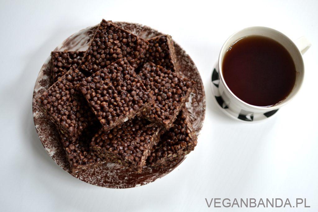 czekoladowe płatki śniadaniowe