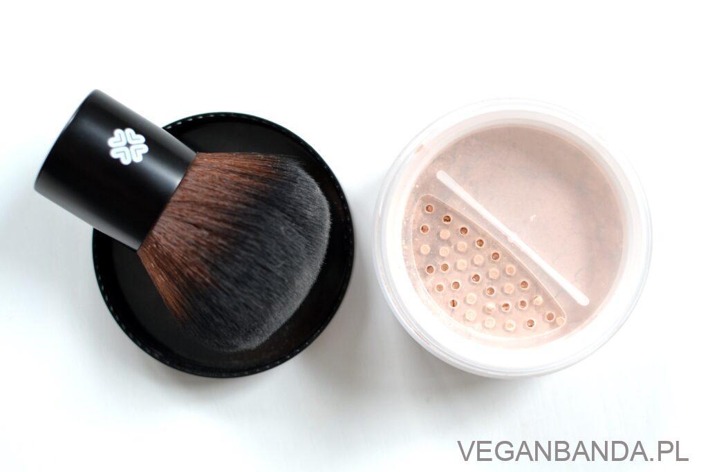 Wegański podkład mineralny - mój kosmetyczny HIT:)