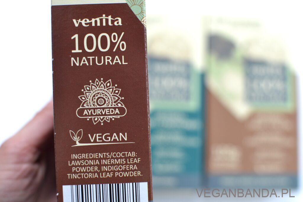 Wegańskie kosmetyki Venita