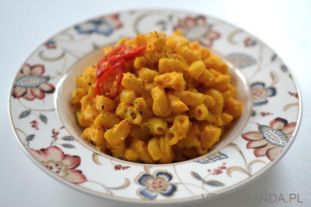 Dyniowy Mac&Cheese