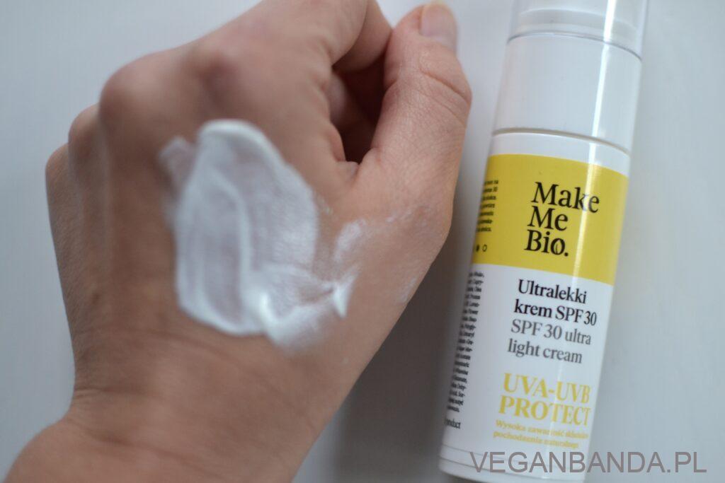 Wegańskie kosmetyki Make Me Bio