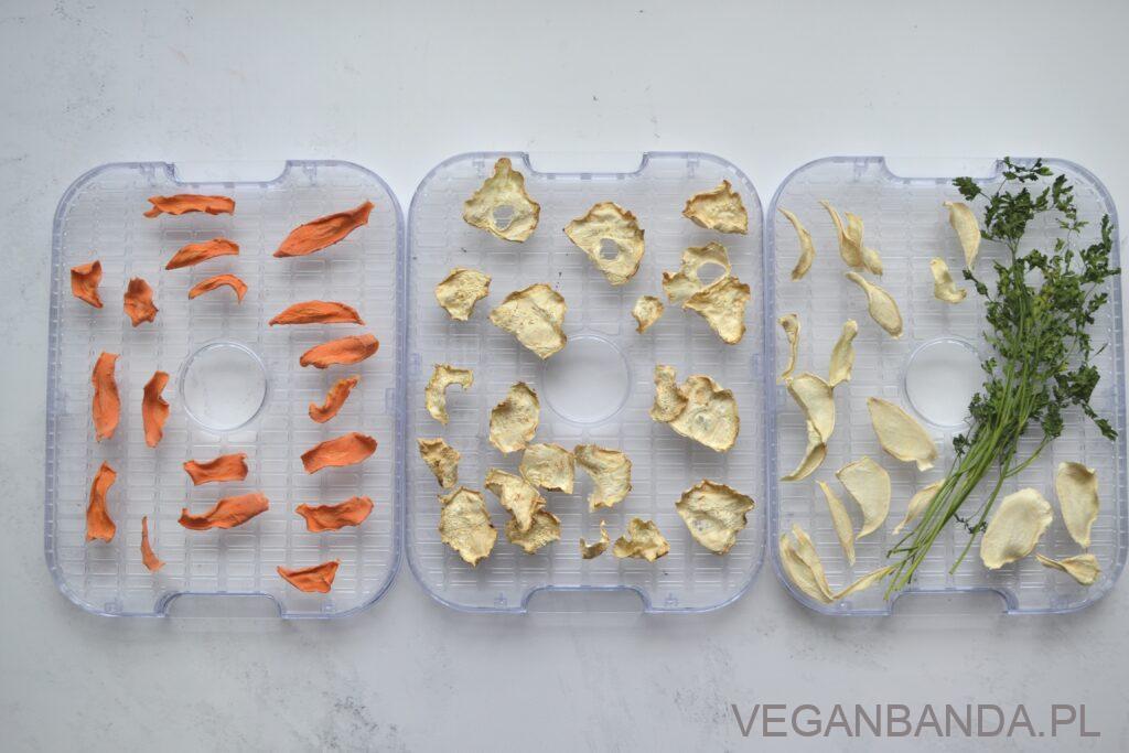 Suszarka do żywności Gastroback + przepisy