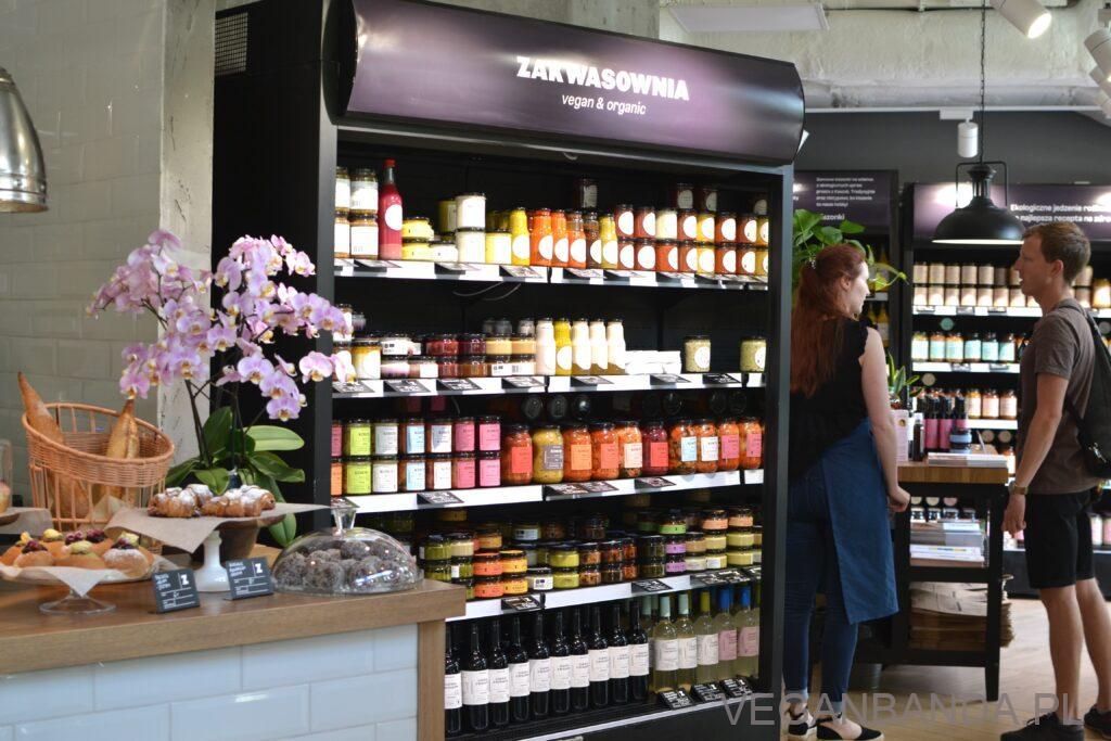 Zakwasownia. Organic food & cafe
